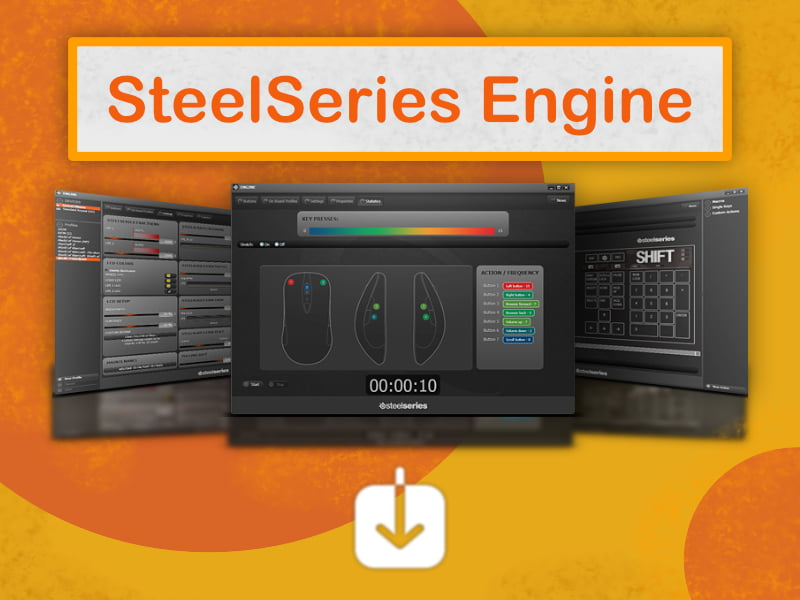 steelseries software